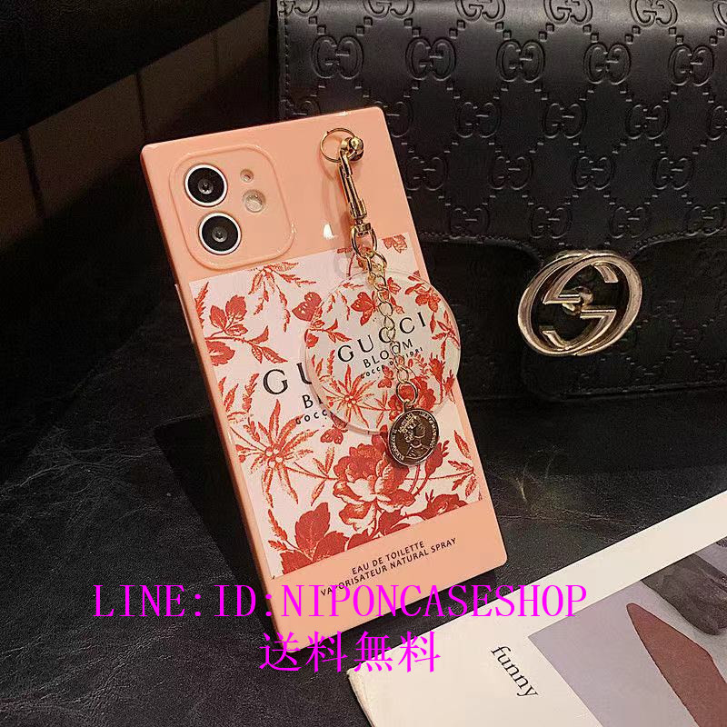 GUCCI iphone6s plusケース 革