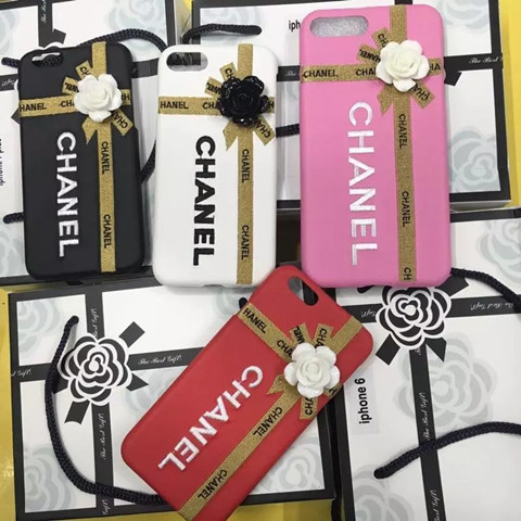 chanel iphone7 case 綺麗