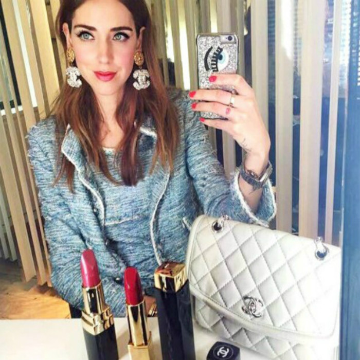iphone6s plus ケース Chiara Ferragni