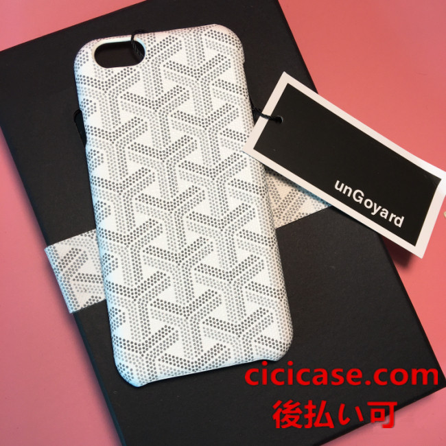 goyard iPhone7/8 plus ケース お洒落