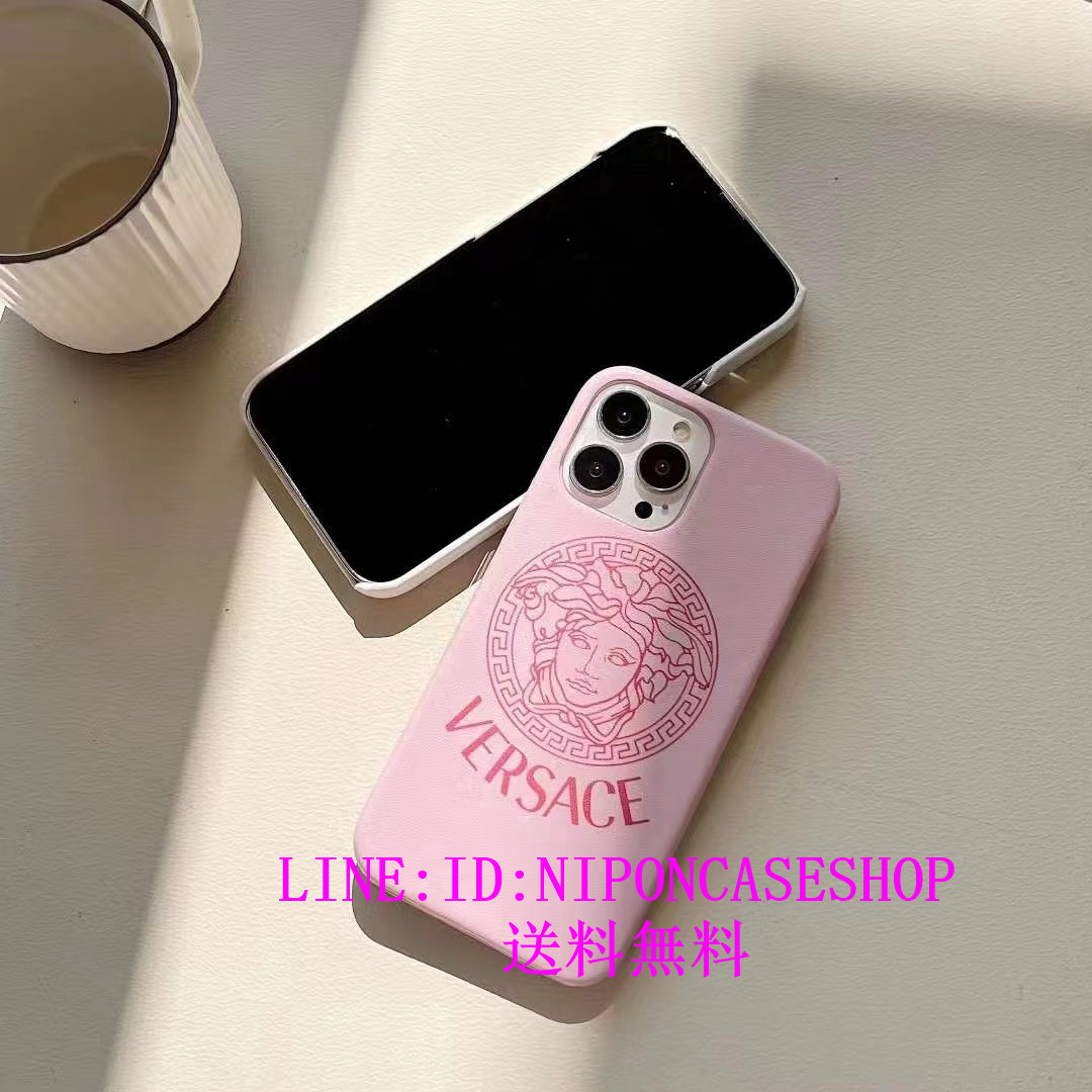 Versace iphone7 ソフト ケース 古風 個性